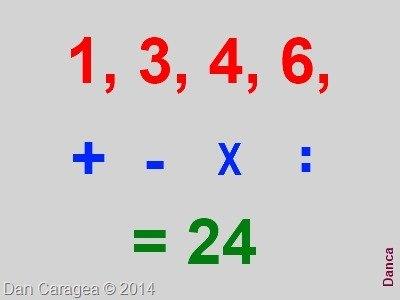 Aritmetică 1,3,4,6