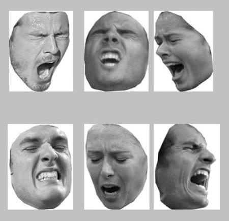 Limbajul corpului - Expresii faciale