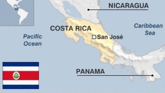 Coasta bogată - Costa Rica