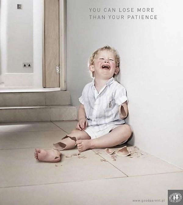 Abuzurile părinților împotriva copiilor