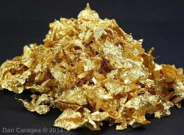 Cele mai scumpe substanțe - Aur