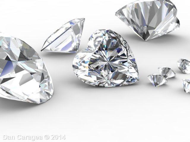 Cele mai scumpe substanțe - Diamante