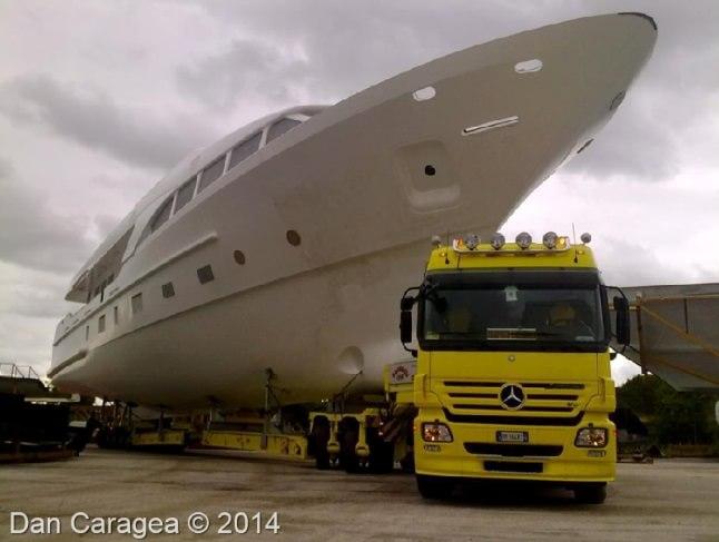 Transporturi excepționale - Transporturi speciale 12