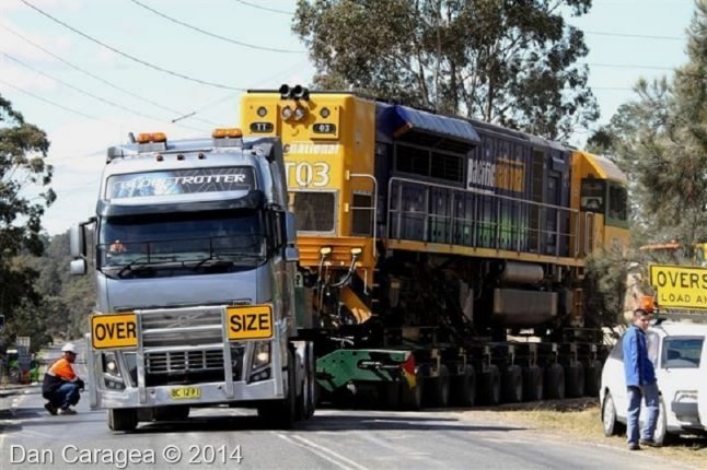 Transporturi speciale 33