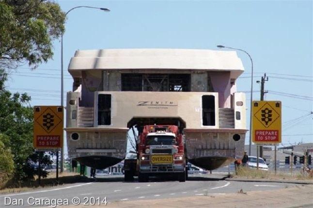Transporturi speciale 36