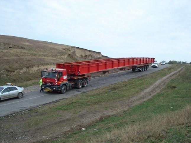 Transporturi speciale TAS 1