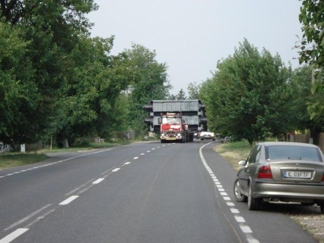 Transporturi speciale TAS 16