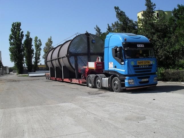 Transporturi speciale TAS 18