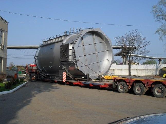 Transporturi speciale TAS 19
