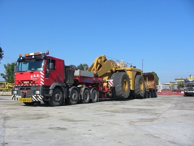 Transporturi speciale TAS 21