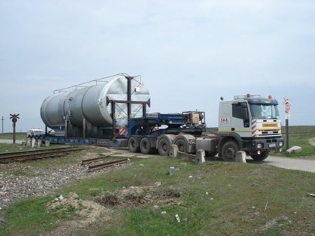 Transporturi speciale TAS 23