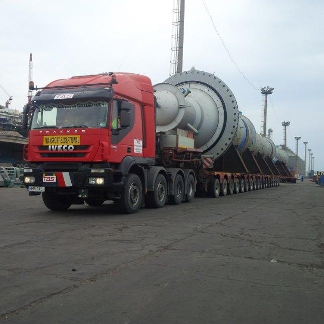 Transporturi speciale TAS 24