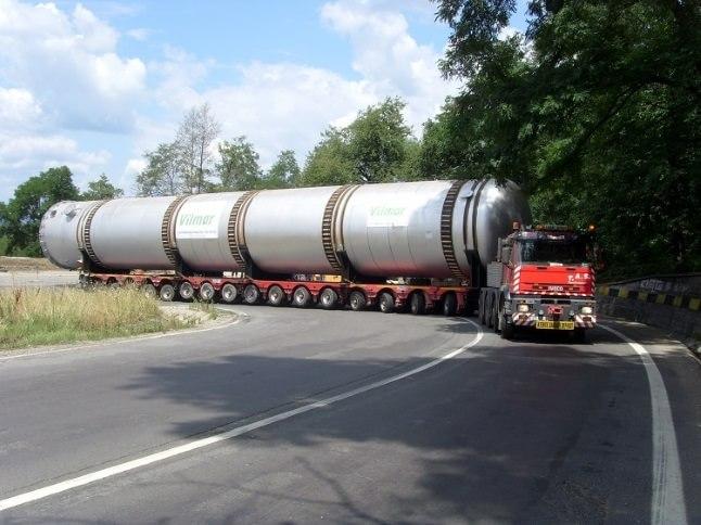 Transporturi speciale TAS 3