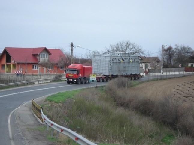 Transporturi speciale TAS 6