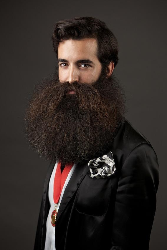 Campionatul de bărbi și mustăți - Barbă 1