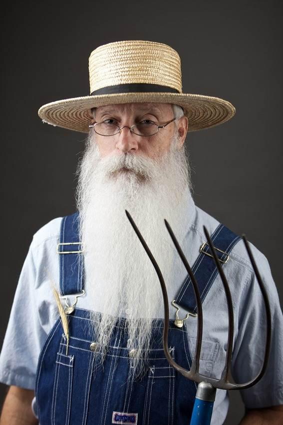 Campionatul de bărbi și mustăți - Barbă 12