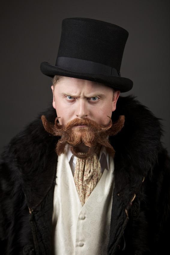 Campionatul de bărbi și mustăți - Barbă 13