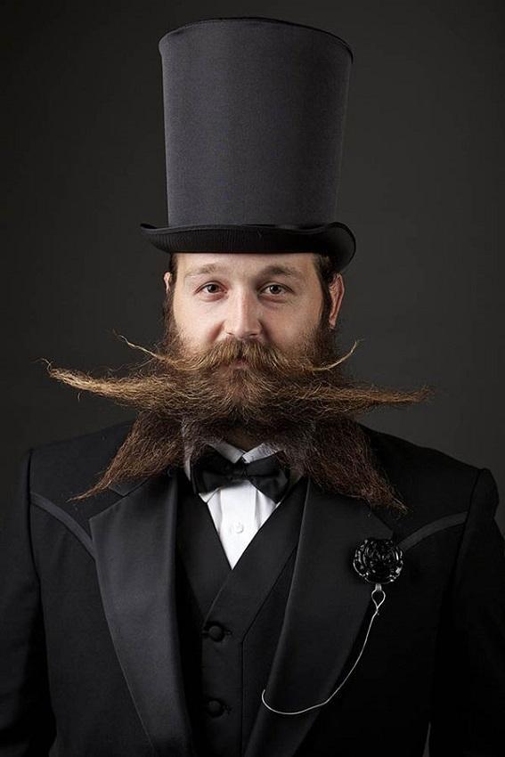 Campionatul de bărbi și mustăți - Barbă 14
