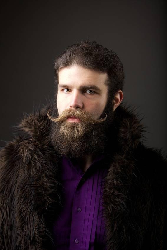 Campionatul de bărbi și mustăți - Barbă 4