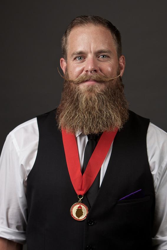 Campionatul de bărbi și mustăți - Barbă 6