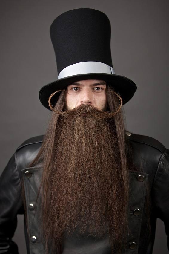 Campionatul de bărbi și mustăți - Barbă 7