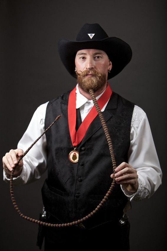 Campionatul de bărbi și mustăți - Barbă 9