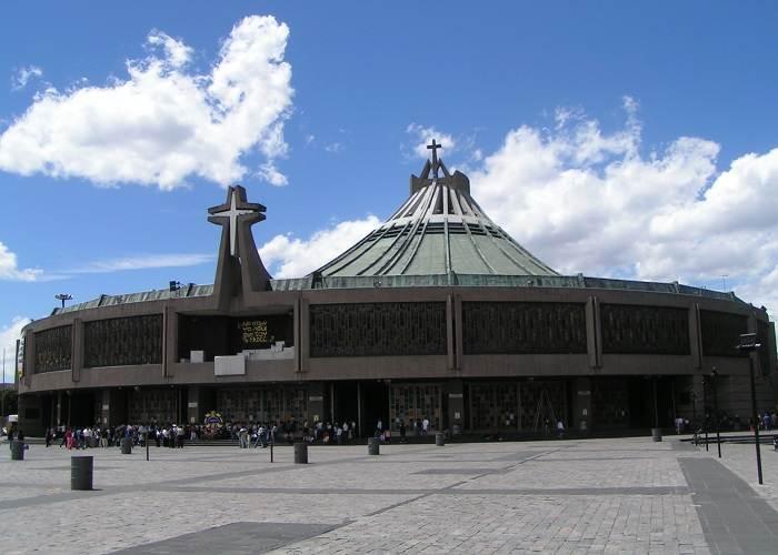 Atracții turistice - Bazilica Fecioarei de Guadalupe