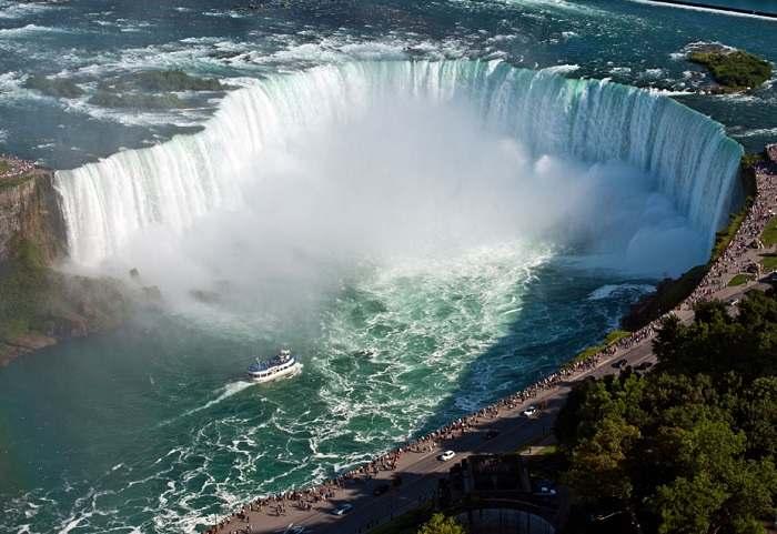 Atracții turistice - Casacada Niagara