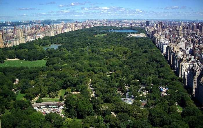 Atracții turistice - Central Park