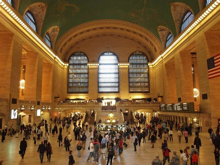 Atracții turistice - Grand Central Terminal