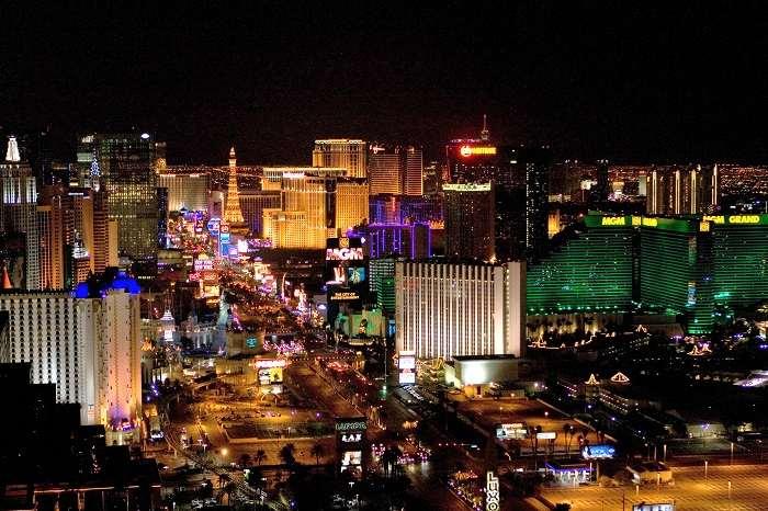 Atracții turistice - Las Vegas Strip