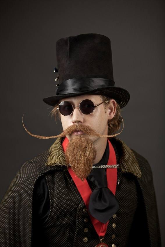 Campionatul de bărbi și mustăți - Mustață 3