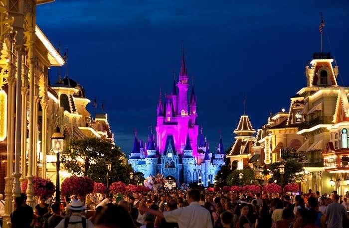 Atracții turistice - Regatul Magic