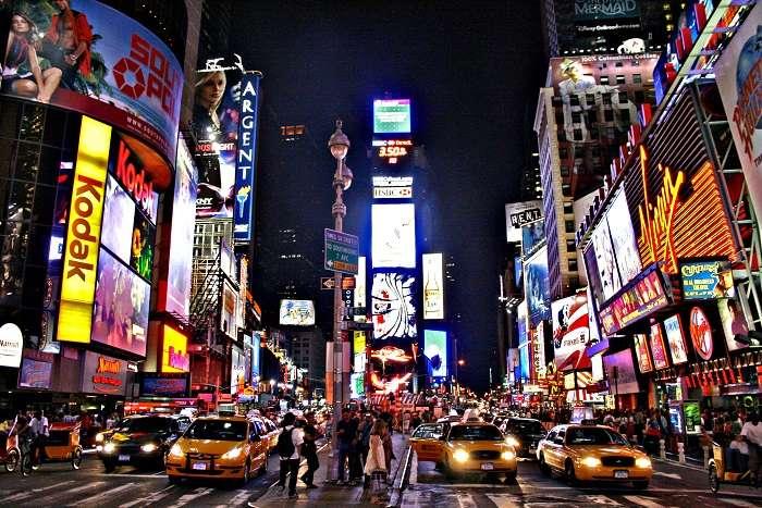 Atracții turistice - Times Square