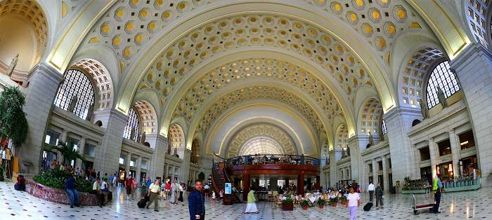Atracții turistice - Union Station