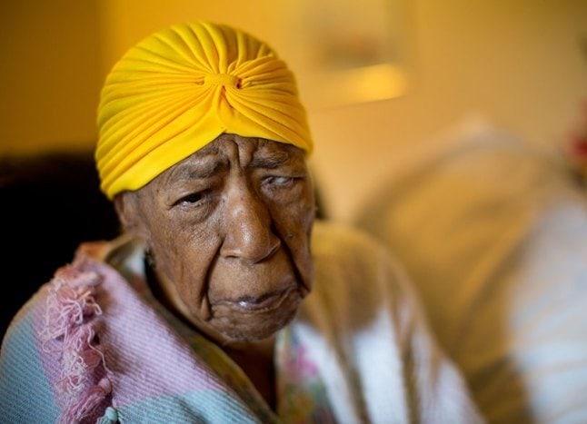 Cele mai bătrâne femei din lume - Susannah Mushatt Jones