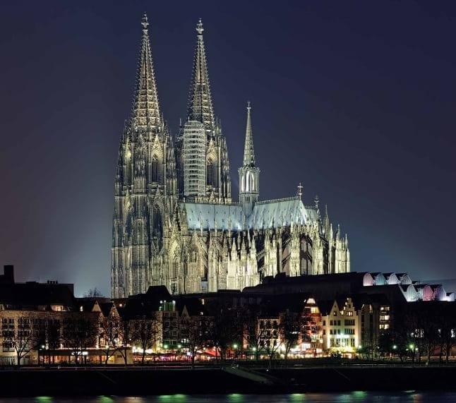 Puterea financiară a bisericii - Catedrala gotică din Köln