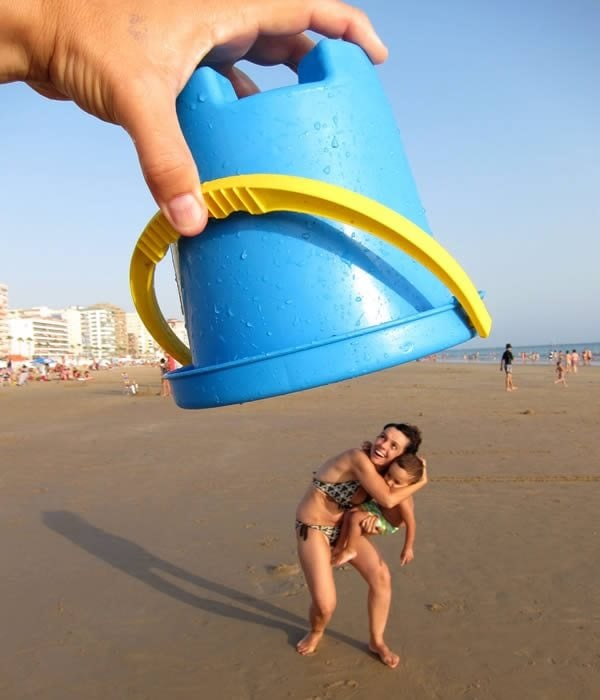 Atac la plajă
