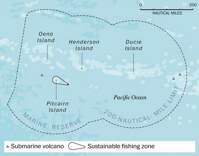 Cea mai mare rezervație marină