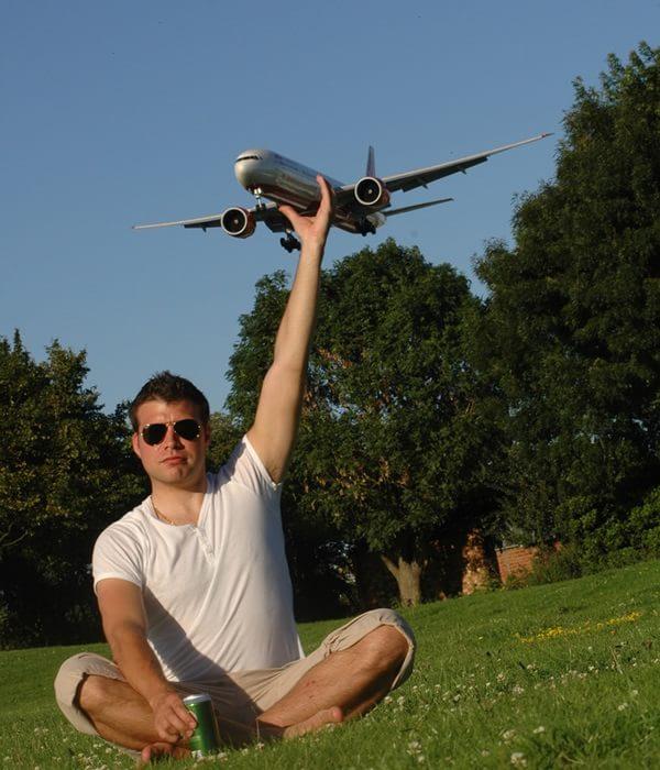 Pilot de avion