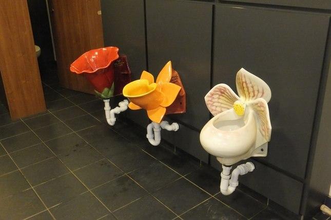 Pisoare flori 1