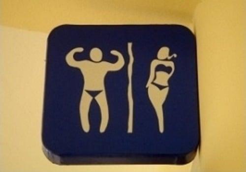 Semn toaletă Thailanda