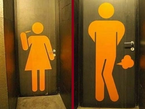 Semne pentru toaletă 3