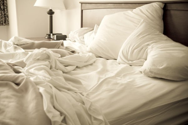 E mai bine să nu-ți faci patul
