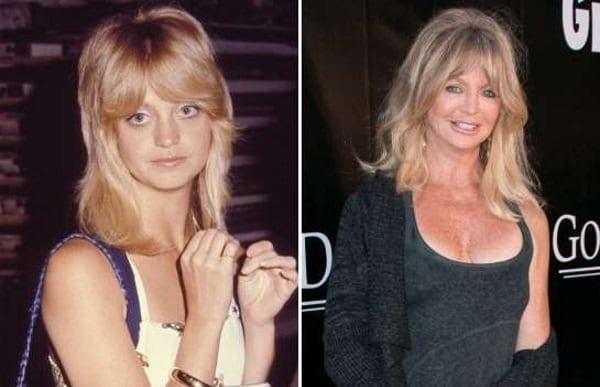 Actori - Goldie Hawn
