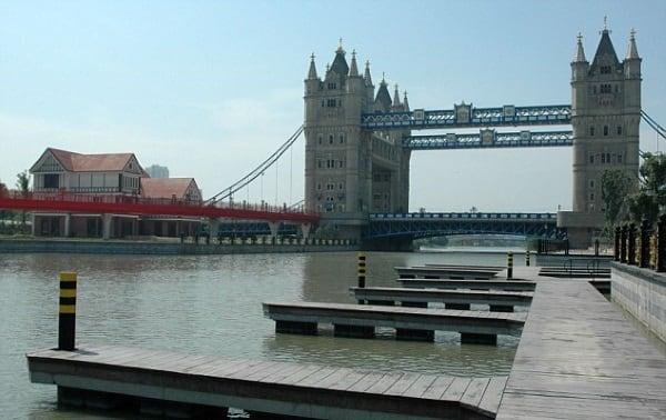 Imitație Tower Bridge