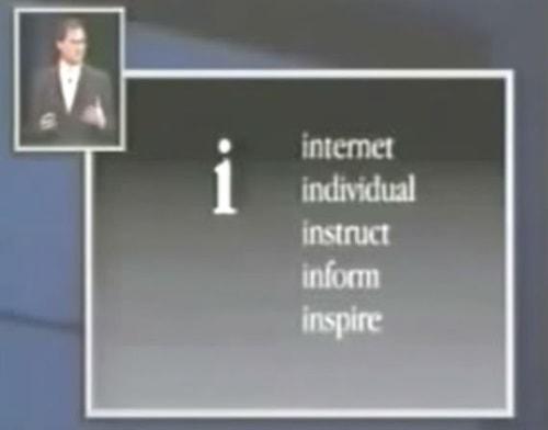 """Semnificația prefixului """"i"""""""