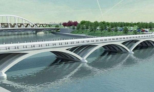 Arcul de pod perfect
