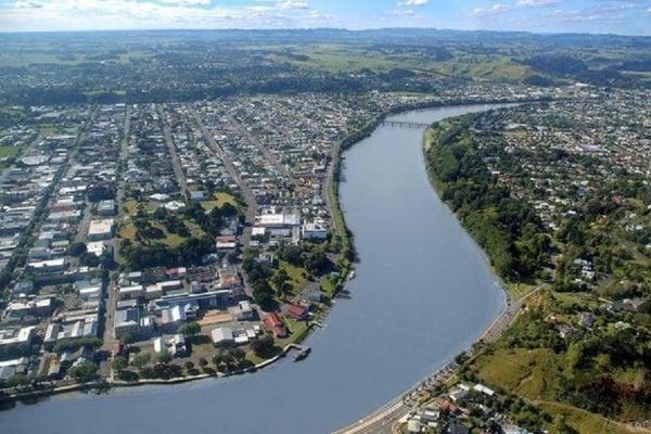 Fluvii cu statut de persoană juridică - Whanganui