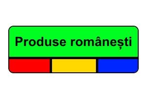 Buton pentru produse românești